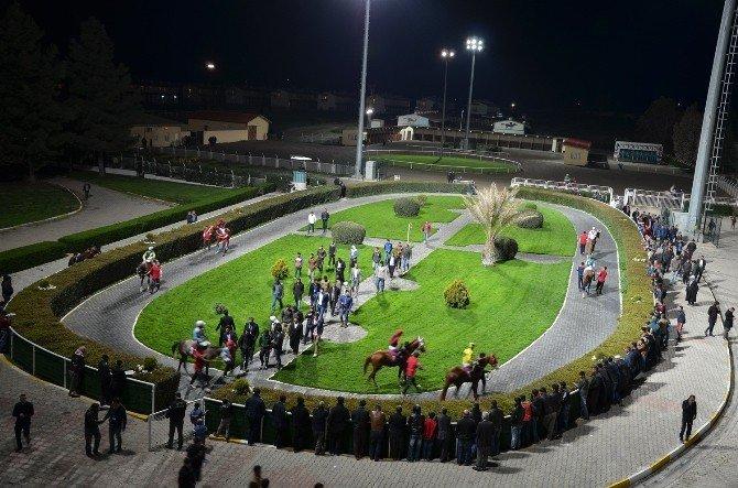 Atlar Veterinerlik Fakültesi İçin Koştu