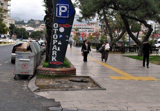 Aydın'da Rögarlar Tehlike Saçıyor