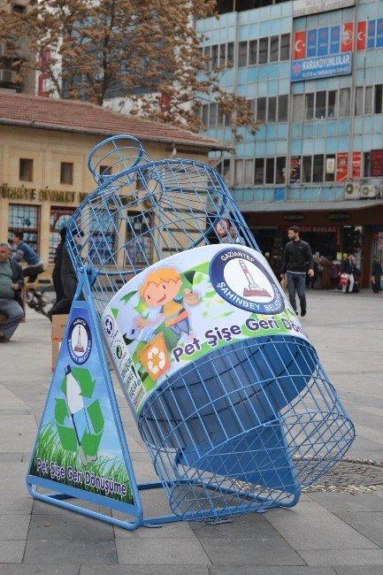 Şahinbey'den Dev Geri Dönüşüm Hamlesi
