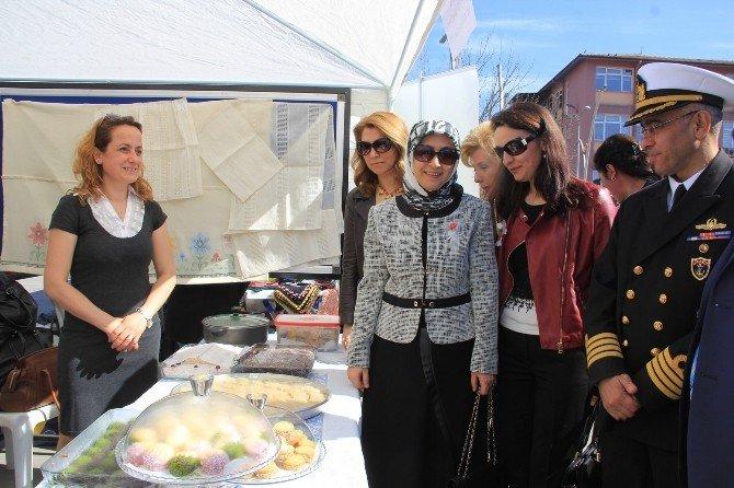 Bartın'da 'Kadın El Emeği Fuarı' Açıldı