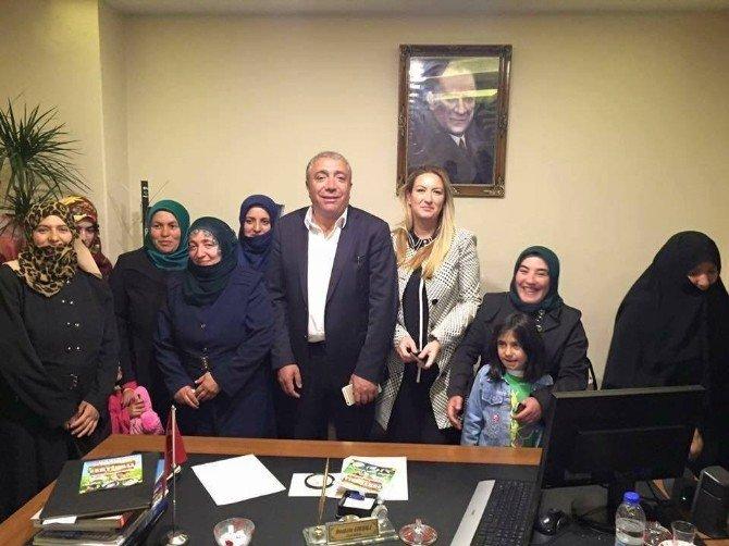 Başkan Kılıç'tan Dünya Kadınlar Günü Mesajı