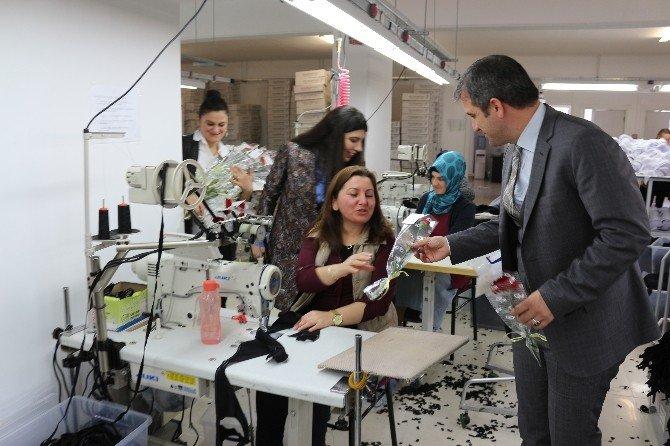 Bakan Yemenici Çalışan Kadınlarını Unutmadı
