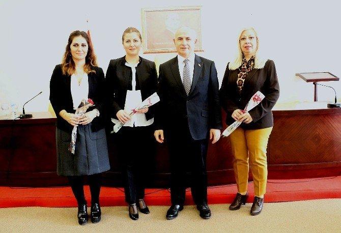 """Başkan Akgün: """"3 Belediye Başkan Yardımcısı Kadın Olan TEK Belediyeyiz"""""""