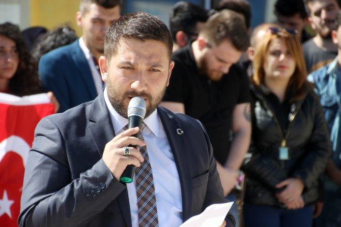 Karatekin Üniversitesi Öğrenci Konseyi: Huzur ortamı bozulmasın