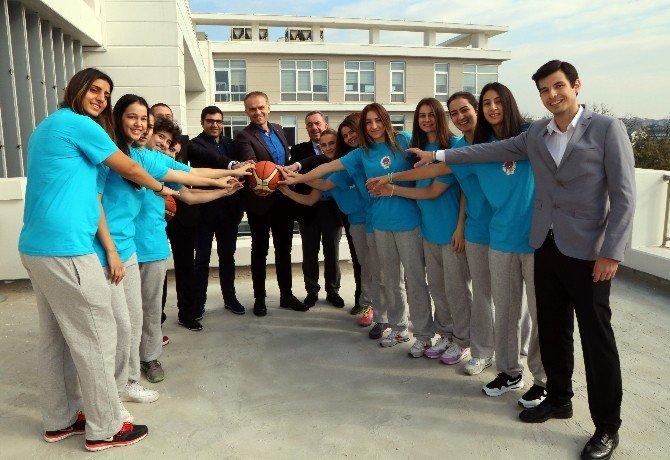 Çekmeköy Belediyesi Kadın Basketbol Takımı'nın Rakipleri Belli Oldu