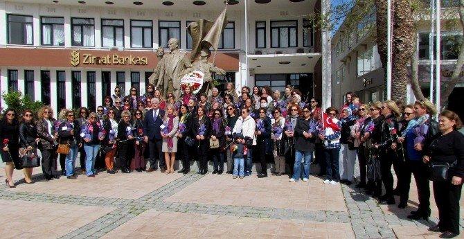 Başkan Dalgıç'tan Kadınlar Günü Etkinliğinde Kadınlara Sitem