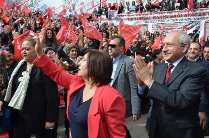 Kılıçdaroğlu: Kadına kalkan eli aşağı indirmeliyiz