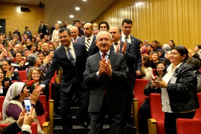 Kılıçdaroğlu, Tepebaşılı Kadınlarla Buluştu