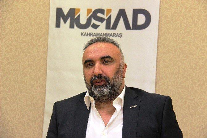 MÜSİAD'dan Dulkadiroğlu'na Tam Destek