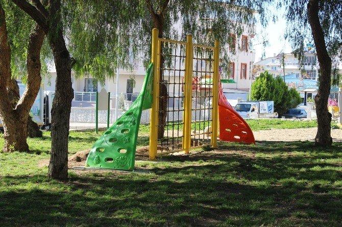 Didim'e Yeni Parklar Kazandırılıyor