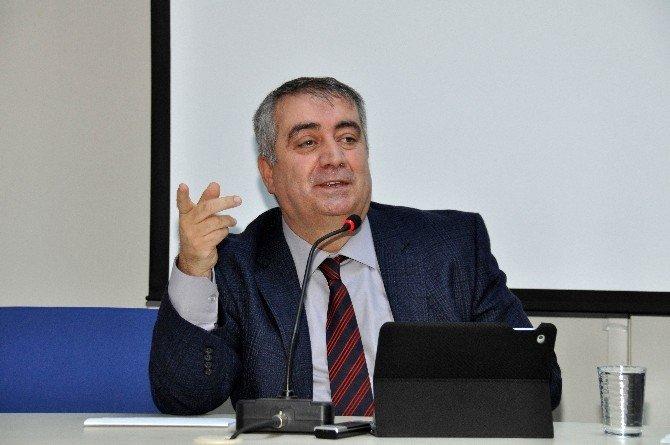 Kariyer Söyleşilerinin Konuğu Dr. Necdet Subaşı'ydı