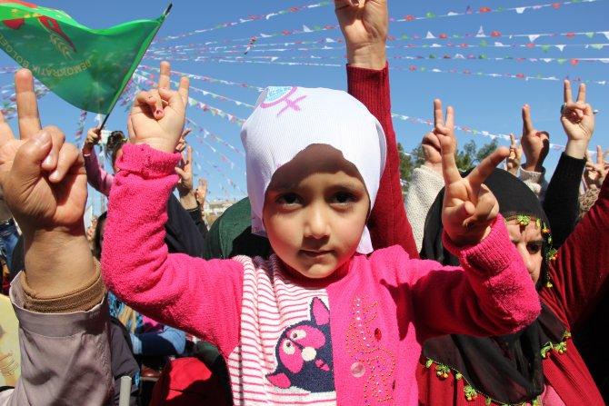 Diyarbakır'da 'Kadınlar Günü' kutlandı
