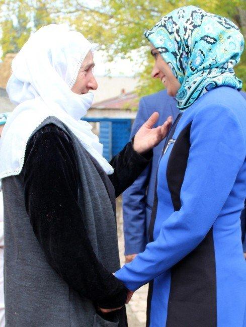 Milletvekili Taşkesenlioğlu'nun Dünya Kadınlar Günü Mesajı