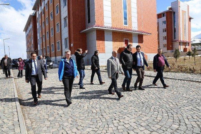 Erzurum'a Olimpiyat Yakışır