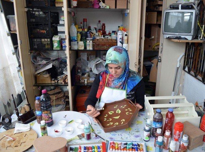 Ev Kadınından Ev Ekonomisine Katkı