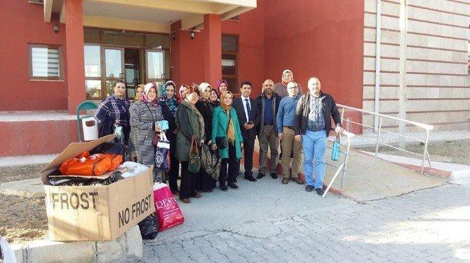Gediz Halk Eğitimi Merkezi'nden 'Hem İle Gönülden Gönüle' Ziyareti