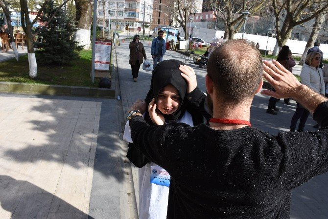 Sokakta Kadına Şiddeti Anlattılar