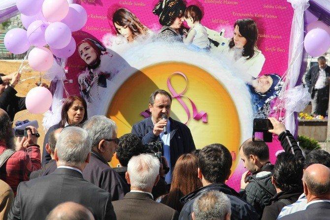 Giresun'da 8 Mart Dünya Kadınlar Günü Etkinlikleri