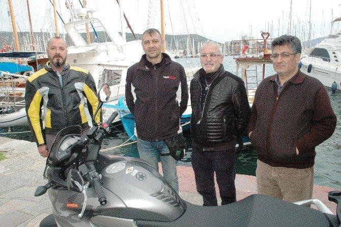 Bodrum Endro, Atv, Sujeti Ve Flyboard Yarışlarına Hazırlanıyor