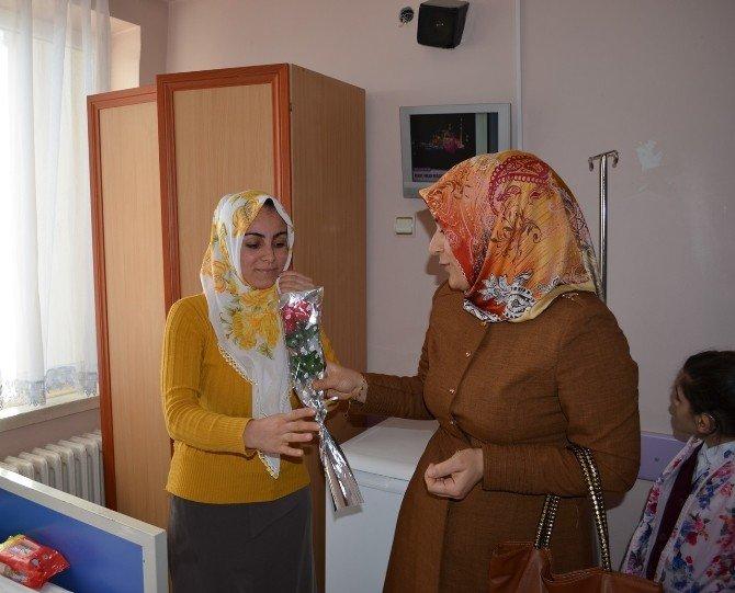 Adilcevaz'da Kadınlar Günü Etkinliği