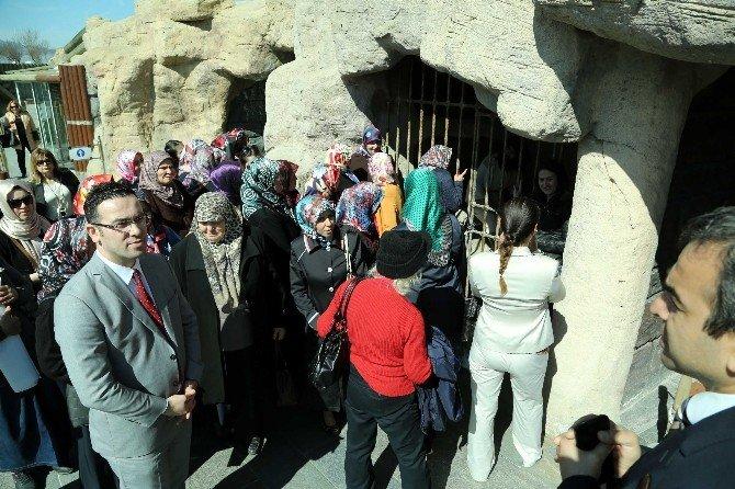 İlkadım'dan Köy Kadınlarına Unutamayacakları Gezi