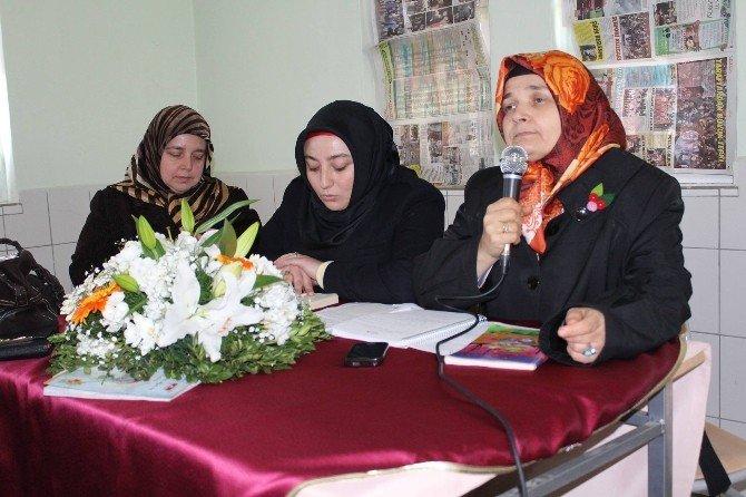 İnönü Belediyesi Kadınları Unutmadı