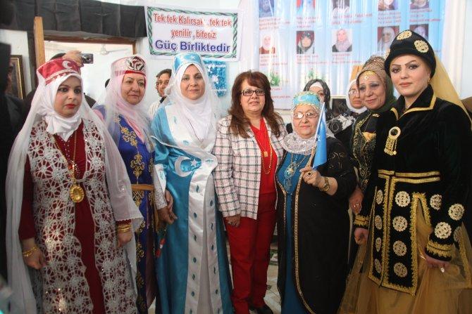 8 Mart Dünya Kadınlar Günü Kerkük'te renkli görüntülerle kutlandı