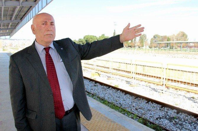 Demiryolu Personeli Başka Yere Nakil İstemiyor