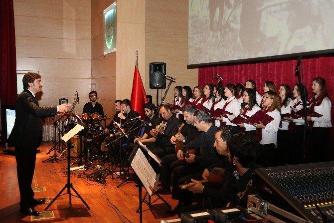 KBÜ'de 8 Mart Dünya Kadınlar Günü Kutlandı