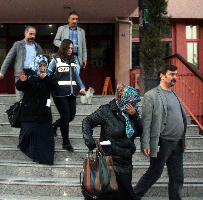 Evlenme Vaadiyle Dolandırıcılık Yapan Azeri Kadınlar Tutuklandı