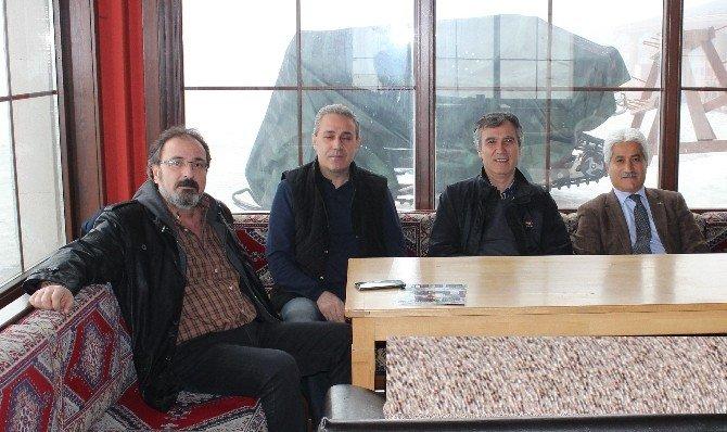 Kayseri'de Kültür Ve Turizm Bakanlığı Koro Kurulması Çalışmaları Başlatıldı