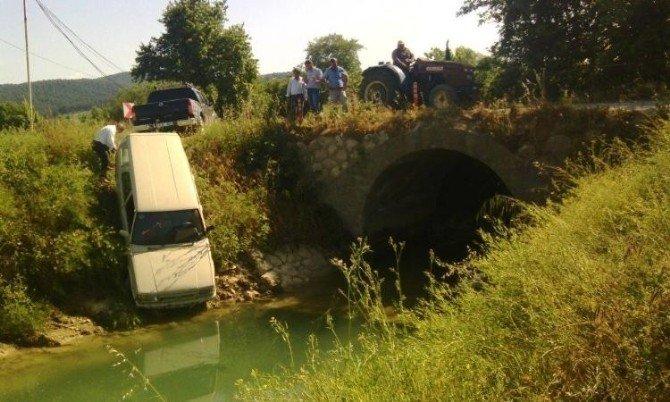 Kaza Köprüsü Yenilendi