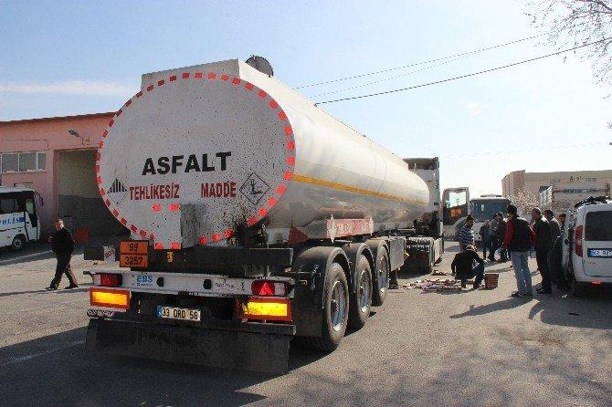 Tankerdeki Zuladan Gümrük Kaçağı 80 Bin Paket Sigara Çıktı
