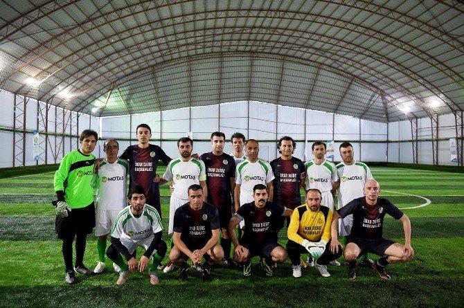 Büyükşehir Halı Saha Futbol Turnuvası Başladı