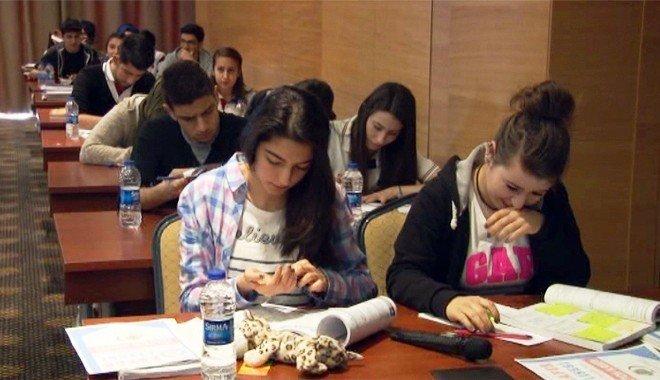 Malatya Özel Zafer Lisesi, YGS'ye Girecek Öğrenciler İçin Kamp Düzenledi