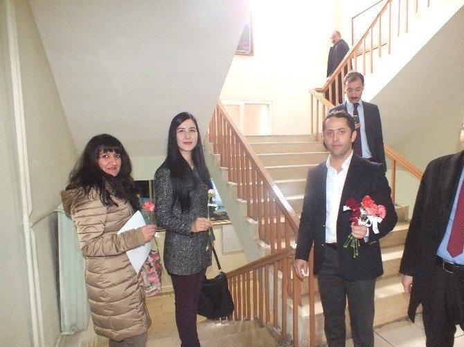 Malazgirt'te Kadınlar Günü Etkinliği