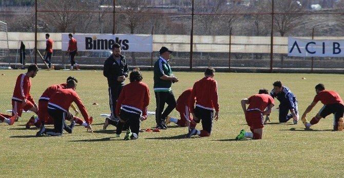 Medicana Sivasspor, Kasımpaşa Maçına Hazırlanıyor