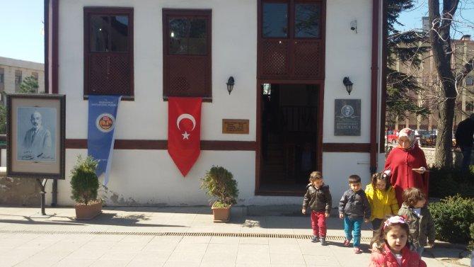 İstiklal Marşı'nın yazıldığı evde 12 Mart için hummalı hazırlık