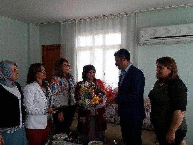 MHP Sarıçam'dan Şehit Yakını Kadınlara Ziyaret