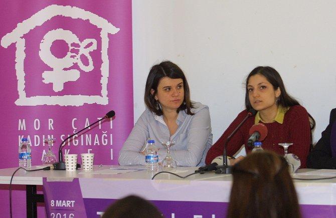 Mor Çatı: Kadınlar en fazla koca şiddetine maruz kalıyor
