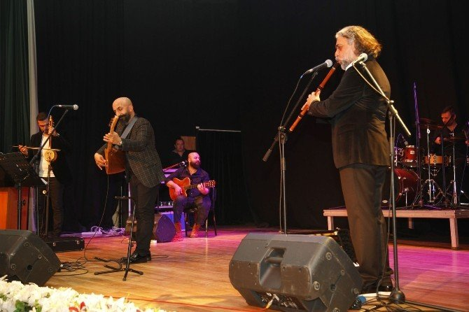 Odunpazarı'nda Mecaz Konseri