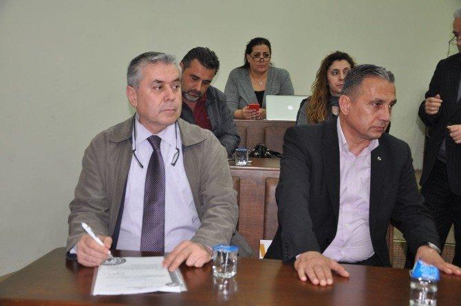 Nazilli Belediye Meclisi Mart Olağan Toplantısı Yapıldı