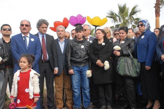 Fethiye'de Özgecan Parkı Açıldı