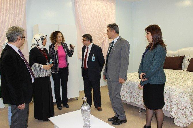 Kdz.ereğli Devlet Hastanesine Beş Yıldızlı Otel Gibi Anne Odası