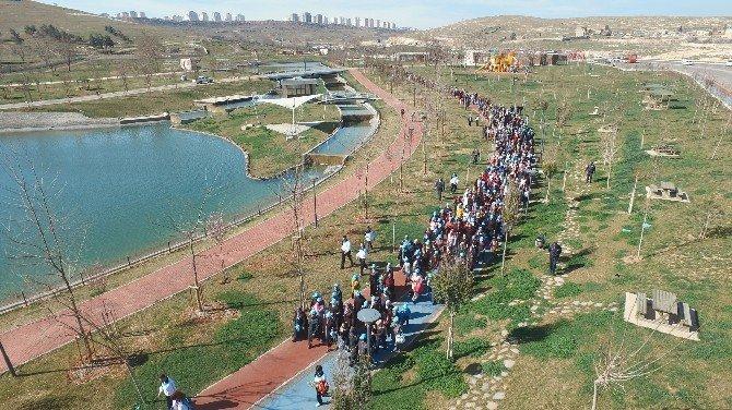 Şahinbey Belediyesi Kadınları Unutmadı