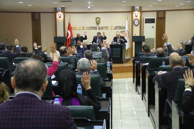 Meclisin Gündemi Tekkeköy'deki Hava Kirliliği