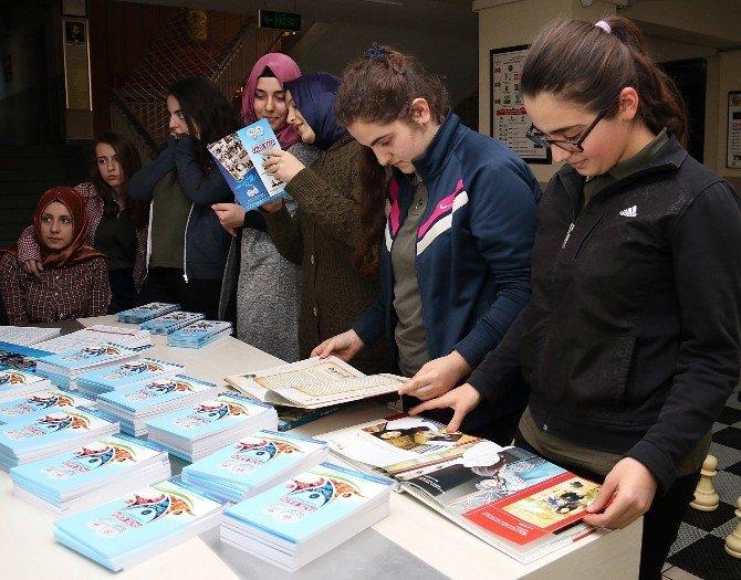 Gençlik Temas Noktası' Öğrencilerle Buluşmaya Başladı