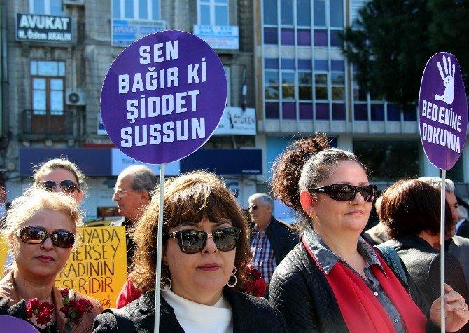 STK'lardan Kadınlar Günü Kutlaması