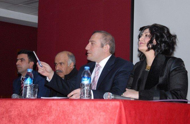 Sarıkamış'ta Sosyal Ve Kültürel Etkinlikler Toplantısı Yapıldı
