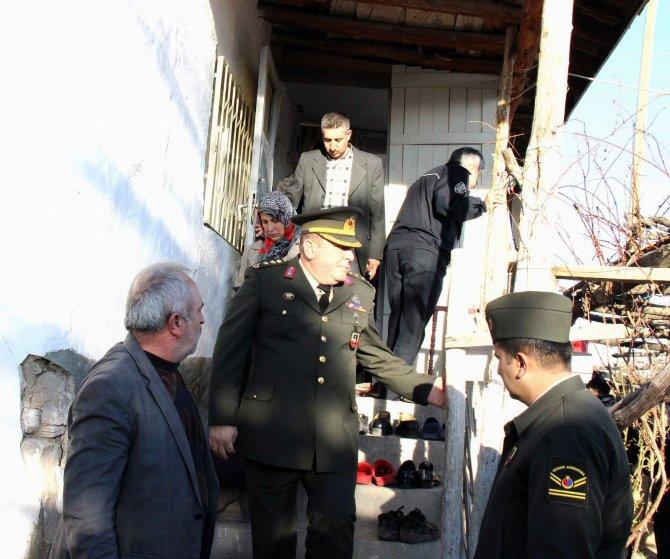 Şırnak'taki şehit ateşi Yozgat'a düştü